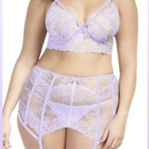 Other - Purple lingerie